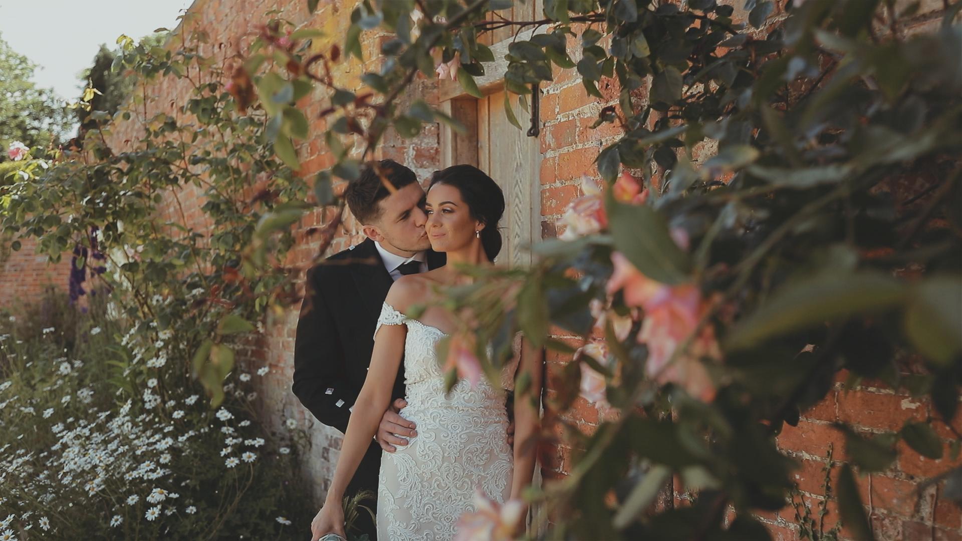 Bride & Groom, Orchardleigh Estate